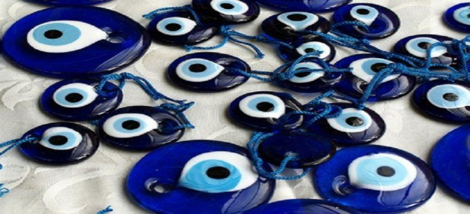 سر تميمة العين عبر آلاف الأعوام