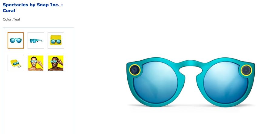 285a16159 نظارة سناب شات الجديدة للبيع على أمازون